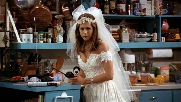 Avec qui Rachel s'apprêtait à se marier ?