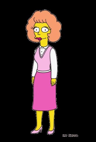 Comment s'appelle la femme de Ned ?