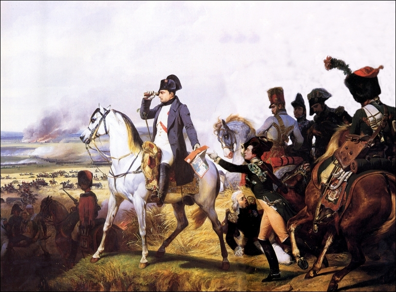 Horace Vernet a peint une bataille décisive pour l'issue de la guerre de la Cinquième Coalition, qui s'est déroulée entre le 5 et le 6 juillet 1809. Comment cette bataille a-t-elle été nommée ?
