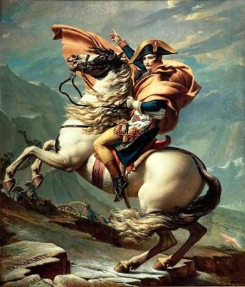 Les grandes victoires de Napoléon en tableaux