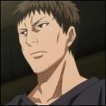 Quel est le numéro de Iwamura Tsutomu, joueur au lycée Masakuni ?