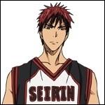 D'où revient Kagami Taiga, avant d'avoir intégré l'équipe Seirin ?