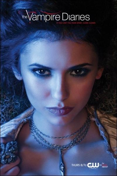 Dans toute la série (saison 1 à 4), Elena va-t-elle devenir un vampire ?