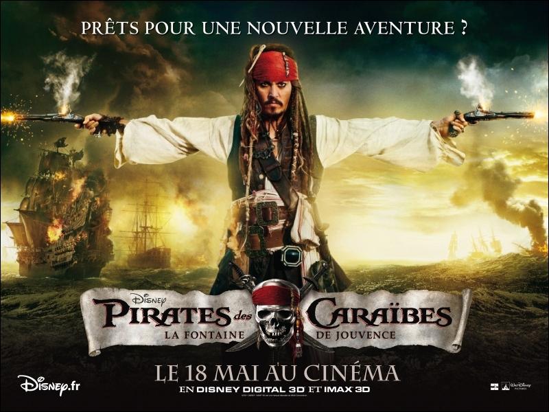 Enfin, qui est le réalisateur de  Pirates des Caraïbes : La fontaine de jouvence ?