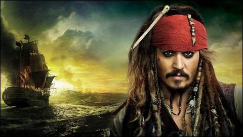 Quel est le titre de  Pirates des Caraïbes : La fontaine de jouvence  en anglais ?