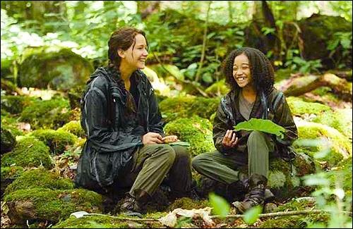 Comment s'appelle la tribut du district 11, qui a l'âge de Primrose et qui va devenir l'alliée de Katniss ?