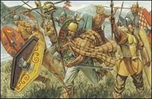 Histoire. Aux limites de la Gaule en - 121. Quelles étaient les deux cités romaines avant la colonisation par César ?