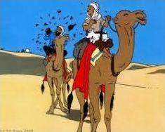 Le monde animalier dans Tintin