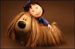 Quel est le nom de ce chien à l'accent anglais qui est l'ami de la petite Margote ?