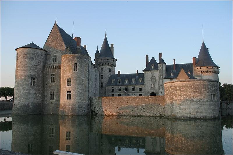 Région Centre : quel est ce château ?