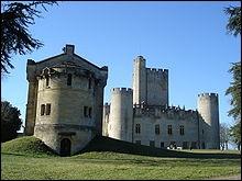Châteaux d'Aquitaine : quel est ce château ?