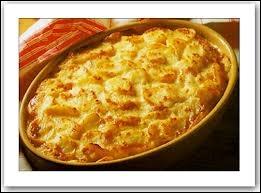 Variante - On remplace la crème fraîche par du fromage, type gruyère, ou emmental :