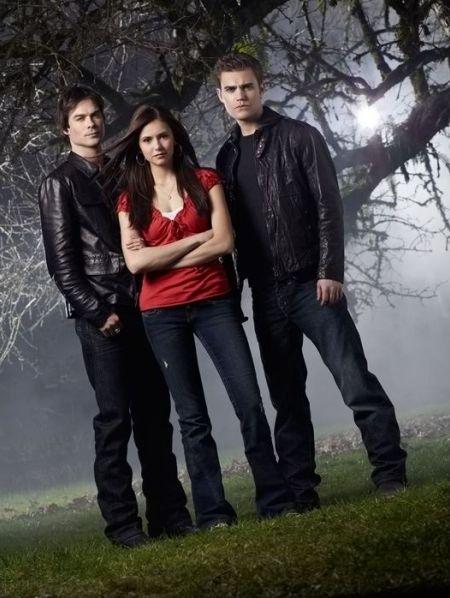 Vampire Diaries ( des photos)