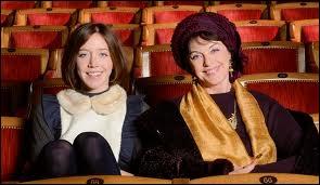 L'Alouette  : pièce de théâtre de J. Anouilh, mise en scène par Christophe Lidon, jouée au théâtre Montparnasse, en Juin 2012. Qui interprète le rôle de Jeanne d'Arc ?