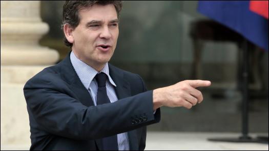 Qui le ministre du Redressement productif a-t-il rencontré ce matin 6 octobre 2012, en marge du Mondial de l'automobile ?