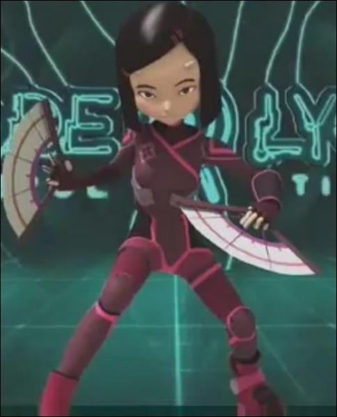Quelle nouvelle arme, Yumi aura dans code lyoko évolution ?