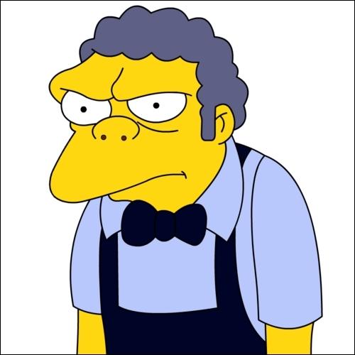 De qui est fou amoureux Moe ?
