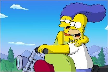 Homer a-t-il déjà trompé sa femme Marge, en n'ayant pas envie de le faire ?
