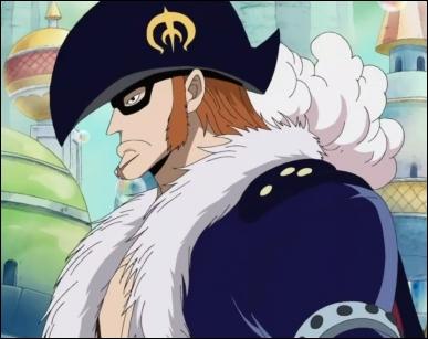 Qui est ce personnage et il est le capitaine de . .