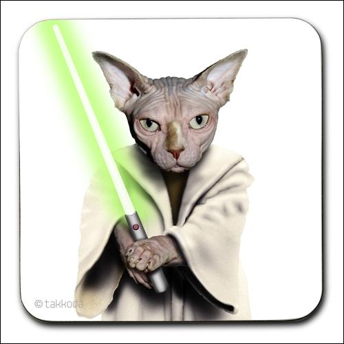 Maitre puissant de Star Wars...
