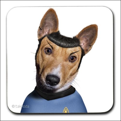 Vulcain populaire de  Star Trek .