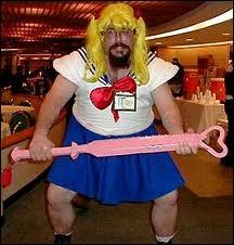 Total respect pour ce cosplayer déguisé en...