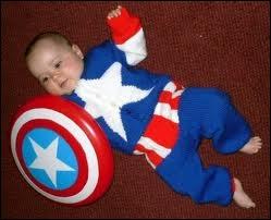 Les bébés sont aussi touchés par le phénomène ! En qui est-il déguisé ?