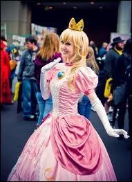 Comment s'appelle cette princesse de jeux vidéo ?