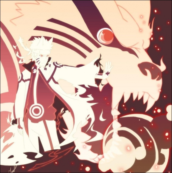 Lors de la grande guerre ninja, Naruto contrôle-t-il Kyubi ?