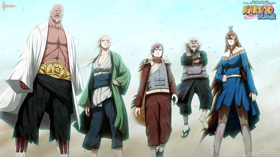Naruto - Grande guerre ninja
