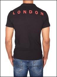 Quel est le nom de la marque où souvent à la fin il y a London ?