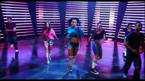 Dans quel film peut-on trouver cette phrase :  Il n'y a que lorsque je danse que j'arrive à exprimer ce que je ressens  ?