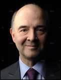 De quoi est ministre Pierre Moscovici ? (en 2012)