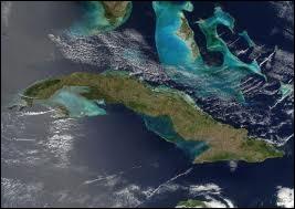 Pouvez-vous reconnaître cette île des Caraïbes de 111 000 km2 proche des Etats-Unis ?