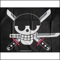 Si un de ces personnages avait été capitaine à qui appartiendrait ce drapeau ?