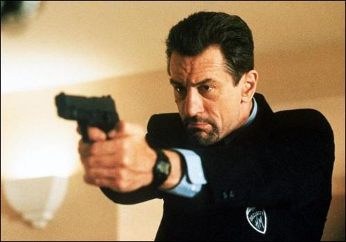 De quel film avec Al Pacino et Robert De Niro est tirée cette photo ?
