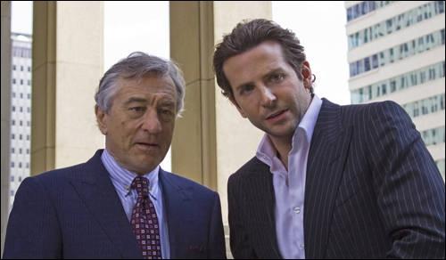 Dans ce film il partage l'affiche avec Bradley Cooper :