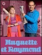 Quel ambiance y a-t-il entre Raymond et Huguette ?