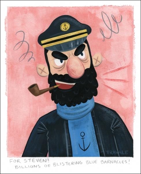 Quelle est l'origine du nom du capitaine Haddock ?