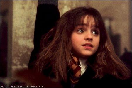 Quel personnage Emma a-t-elle joué dans  Harry Potter  ?