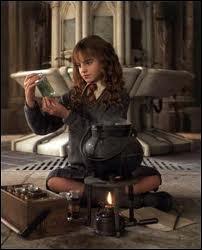 Dans  Harry Potter , Hermione est une :