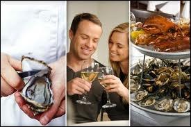 Parmi ces 3 vins, quel est celui qui accompagnera le mieux un repas de fruits de mer ?