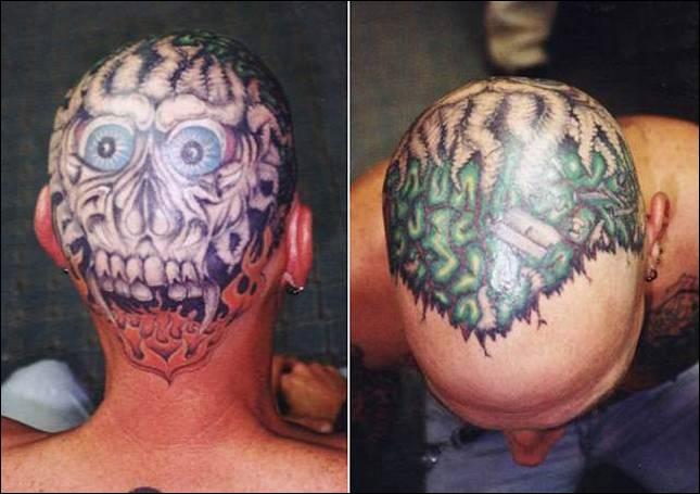 Un tatouage  UV  ou  Blacklight  est un tatouage :