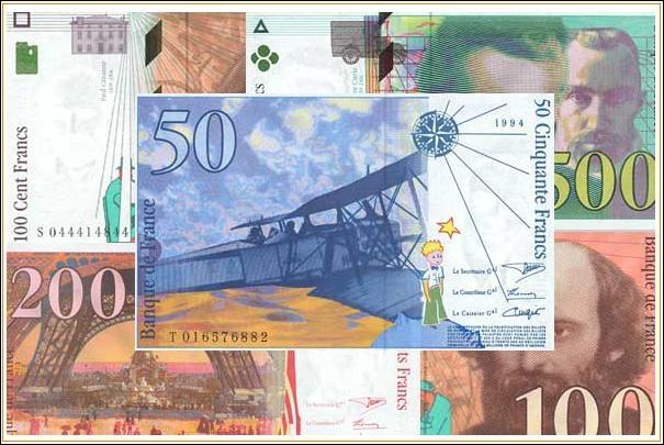 Vous souvenez-vous de la date limite pour échanger des francs (billets de 500F, 200F, 100F, 50F 20F) contre des euros ?