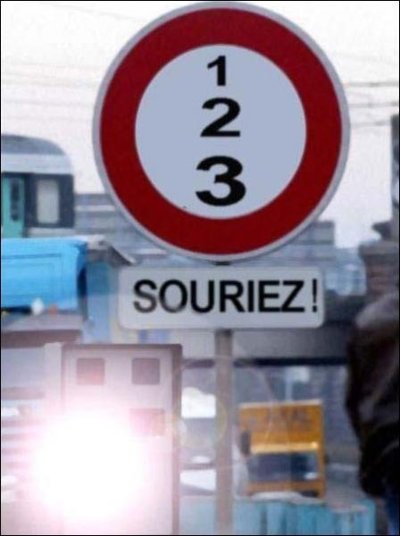 En France, les radars fixes sont ...