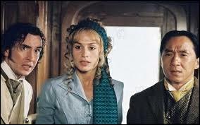 Dans quel film sont réunis : Jackie Chan, Steve Coogan et Cécile de France ?