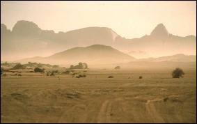 Quel est le minerai extrait dans le nord désertique du Niger, principale exportation du pays ?