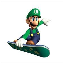 Comment s'appelle le frère de Mario ?