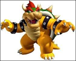 Comment s'appelle l'ennemi de Mario ?
