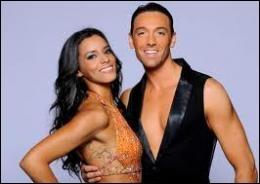 Shy'm a remporté l'émission  Danse avec les stars  2012. Quel était le prénom de son partenaire ?